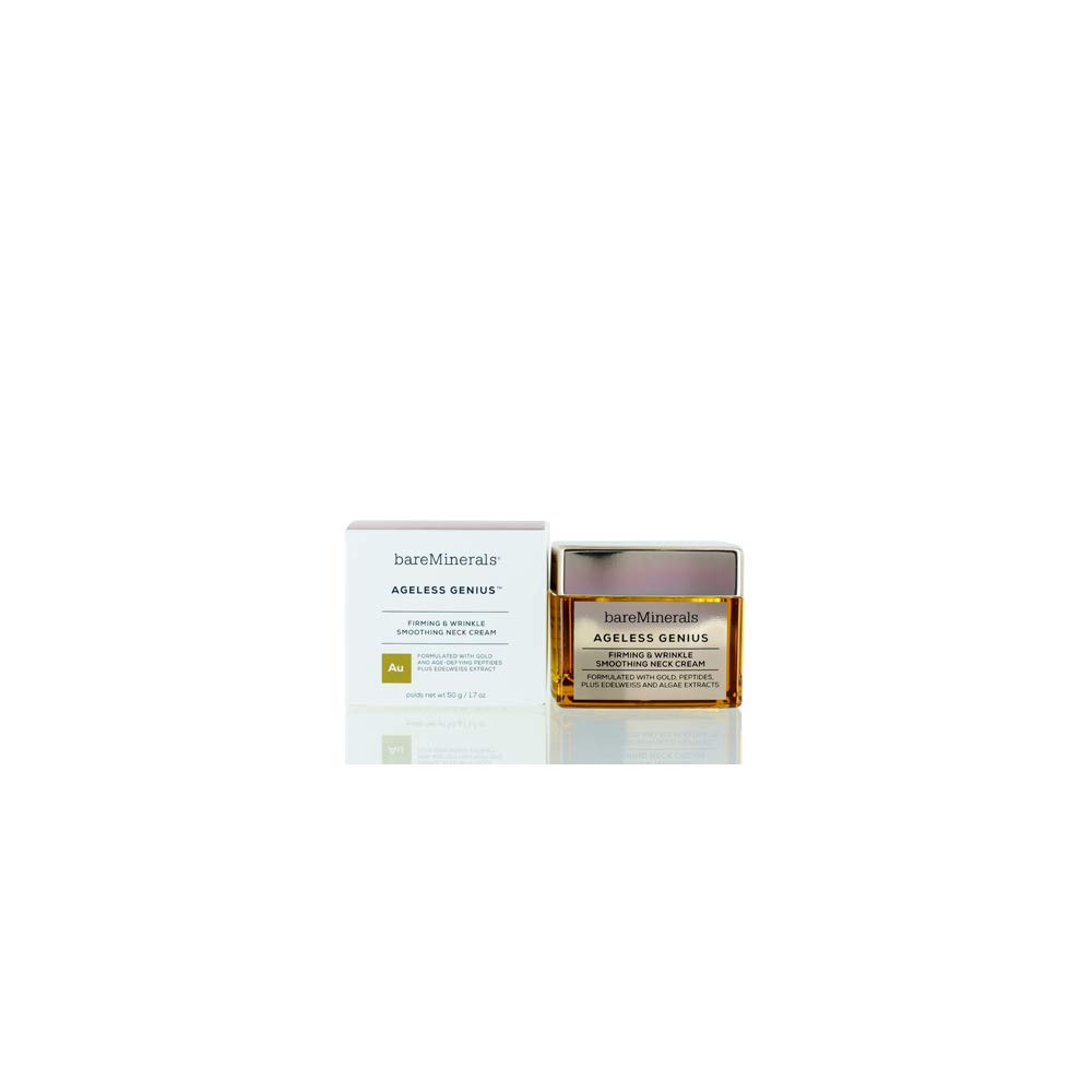 bareMinerals Ageless Genius Firming and Wrinkle Smoothing Neck Cream, 1.7 Ounce by Bare Escentuals (Image #1)