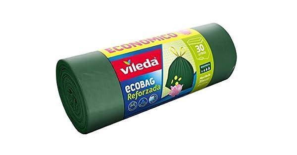 Amazon.com: Vileda Ecobag reforzado Maxi Roll – Bolsa de ...