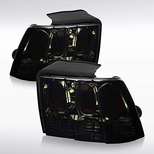 99 04 mustang tail lights - 5