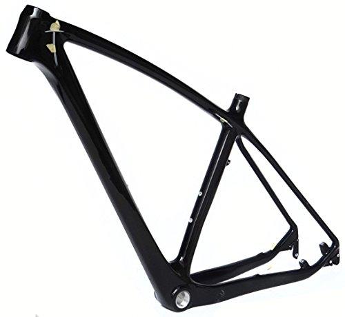フルカーボンUD光沢29インチマウンテンバイクMTBサイクリングbb30フレーム17