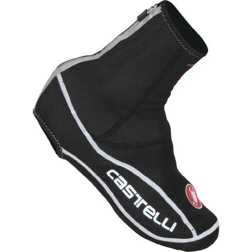 Castelli Cubre Zapatillas Ultra Copriscapra Negro