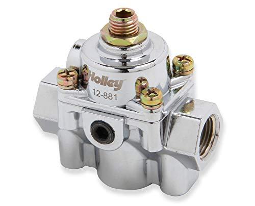 - Holley Performance 12-881 Carbureted by-Pass Regulator