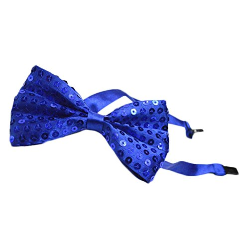 (Baby Sequined Bling Bow Knot Tie Child Headwear)