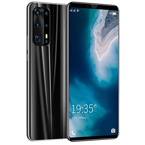 Android mobiele telefoon HiFi-muziektelefoon dual-kaartsleuf 5,8 inch full-screen smartphone 4800 mAh grote batterij…