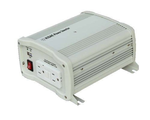 KISAE Technology SW 1204 Sinewave Power Inverter, 400-watt by KISAE Technology (Image #1)