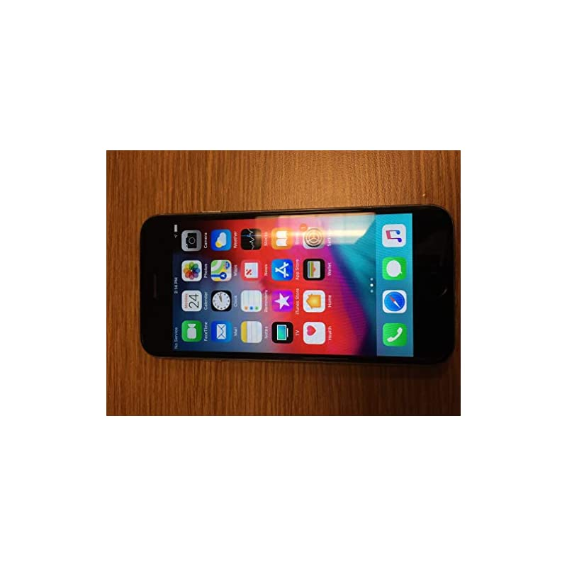 Apple iPhone 6S 16GB - Unlocked Space Gr