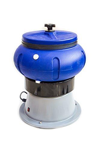 MaxWorks 80755 Vibratory Tumbler with 18-Lb (Vibratory Tumbler)
