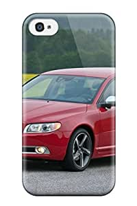 7906987K89504388 Tpu Fashionable Design 2008 Volvo V70 R-design Rugged Case Cover For Iphone 4/4s New
