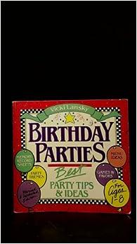 Book Vicki Lansky's Birthday Parties