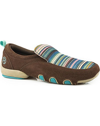Roper Mujeres Bailey Loafer Flat Brown