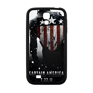 Happy Personalized Captain America Design Best Seller High Quality Phone Case For Samsung Galacxy S4