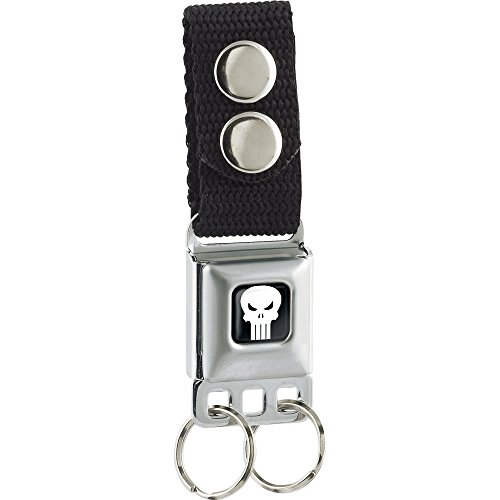 Buckle-Down Keychain - The Punisher