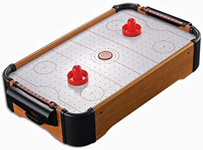 LCRACK Deportes Y Juegos Mesa Máquina Combinada Operación Fácil Portátil Regalo for Niños Amigos (Color : D-Ice Hockey): Amazon.es: Hogar