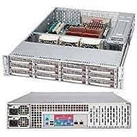 Supermicro CSE-826TQ-R800LPB 2U Rackmount Server Chassis (Black)