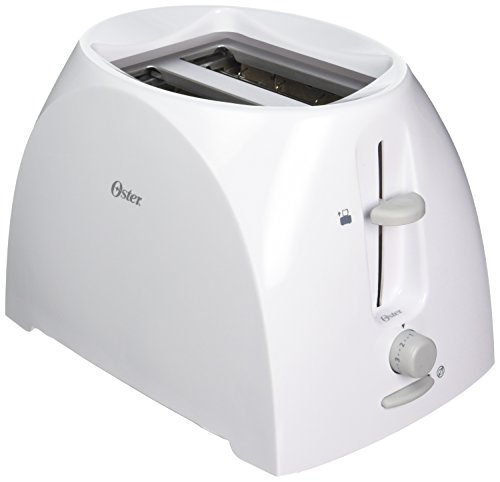 Oster 3812 2 Slice Bread Toaster, 220 Volts (Not for USA)