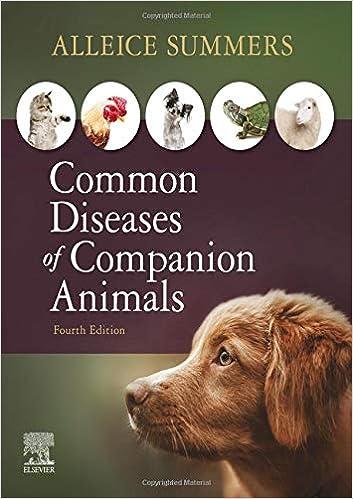 Common Diseases of Companion Animals E-Book 4th Edition
