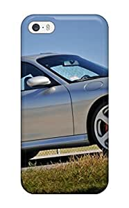 For Iphone 5/5s Protector Case Porsche96 Turbo Side Phone Cover