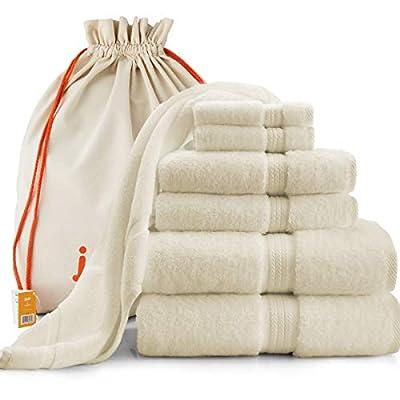 joluzzy 7 pic Towel Set