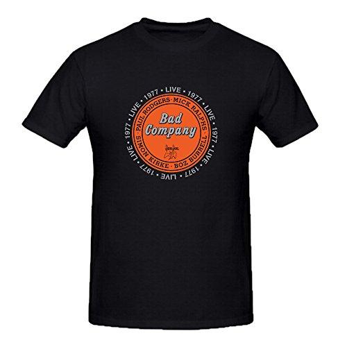 bad company band t shirt - 5