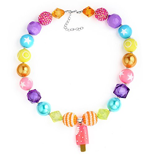 Girls Beaded Necklace - 8