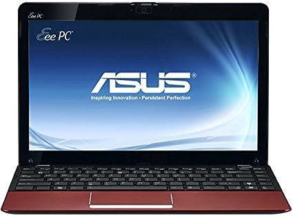 Asus Eee PC 1215B - Ordenador Portátil, Rojo
