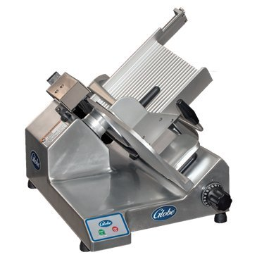 Globe S13-F Premium Heavy Duty Frozen Meat Slicer