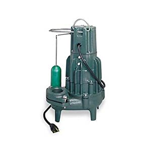 Zoeller 292 0001 115 Volt 1 2 Horse Power Model M292 High