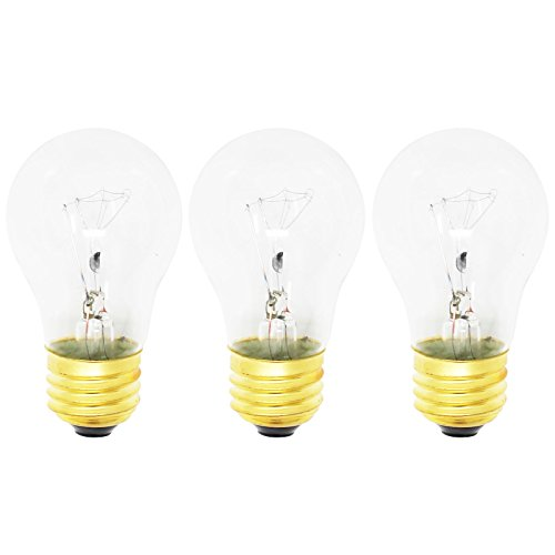 3-Pack Replacement Light Bulb for Kenmore/Sears 79092903013