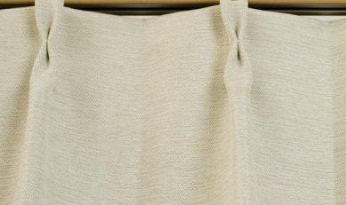 ブリーズ 1級遮光防炎遮熱カーテン 2枚入巾100cmX丈185cmベージュ B00B16YUH6 100X185|ベージュ ベージュ 100X185