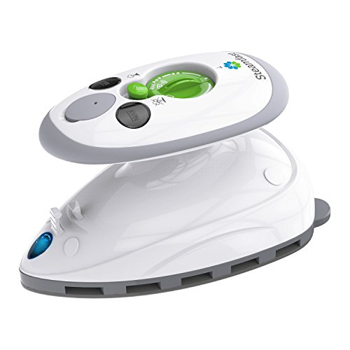 Steamfast (SF717) Home-and-Away Mini Steam Iron, White