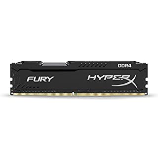 Kingston HyperX FURY Black 4GB 2133MHz DDR4 Non-ECC CL14 DIMM Desktop Memory (HX421C14FB/4) (B01N4FCO71)   Amazon price tracker / tracking, Amazon price history charts, Amazon price watches, Amazon price drop alerts