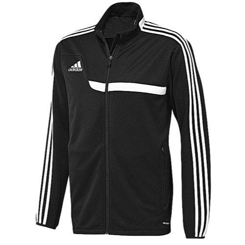 Adidas Tiro 13 Training Jacket - Black/White - Boys - (Adidas Tiro Training Jacket)