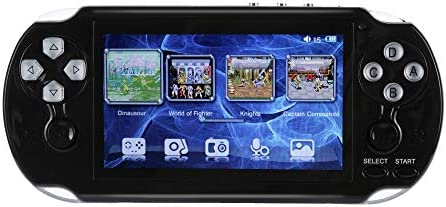 Amazon com: Cywulin Handheld Video Game Console Player