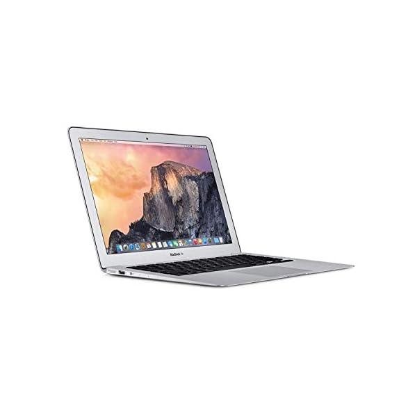 Apple MMGG2LL/A MacBook Air 13.3-Inch Laptop (1.6 GHz Intel Core i5, 8GB RAM, 256GB SSD, Mac OS X V10.11 El Capitan… 2