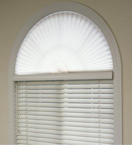 Half Moon Window Shade Home Decor