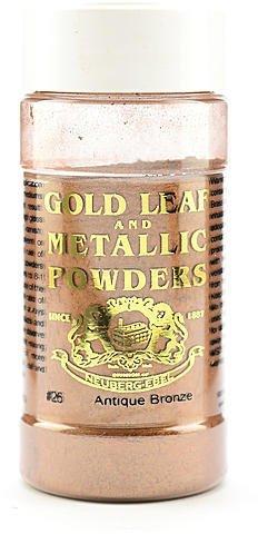 (Gold Leaf & Metallic Co. Metallic and Mica Powders (Antique Bronze) 1 pcs sku#)