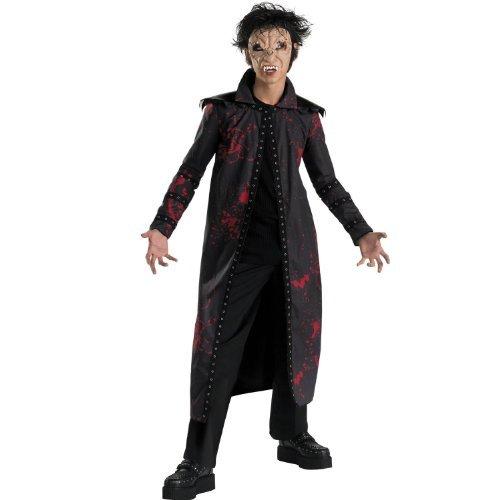 Underworld Vampire Halloween Costume (Underworld Vampire Child Costume - 7 to 8 - Kid's)