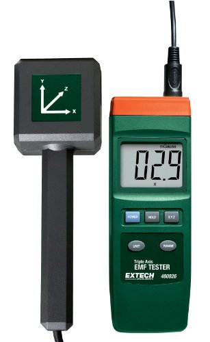 Extech 480826 Triple Axis Tester