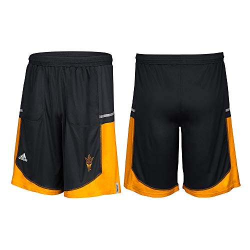 - adidas Arizona State Sun Devils NCAA Men's Black Sideline Player Climalite Shorts