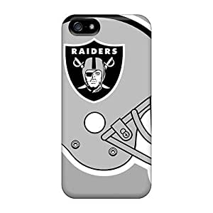 High-quality Durable Protection Case Cover For SamSung Galaxy S6 (oakland Raiders)