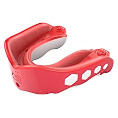 Protection is the driving force behind Shock Doctor's passion for continuous innovation of mouth guard technology. The always reliable, never fail Gel Max Mouth Guard, striving to deliver all essentials from protection to comfort. This multi ...