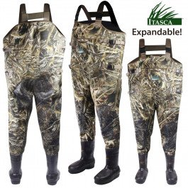 無料発送 Itasca Marsh King Expandable B0783RWB8V 1400グラムwader-realtreeマックス King Marsh 11 B0783RWB8V, 【祝開店!大放出セール開催中】:22fdfc90 --- a0267596.xsph.ru