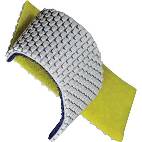 Stadea HPW110H Diamond Hand Polishing Pads Flexible for Concrete Glass Marble Stone Polishing, 7 Pads 1 Backing Pad Set by STADEA (Image #8)