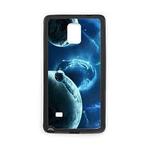 Samsung Galaxy Note 4 Cell Phone Case Black Galaxy Space SJ9466130