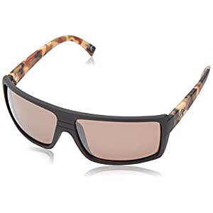 Anarchy Men's Mindless Polarized Square Sunglasses,Black Camo,61.5 mm