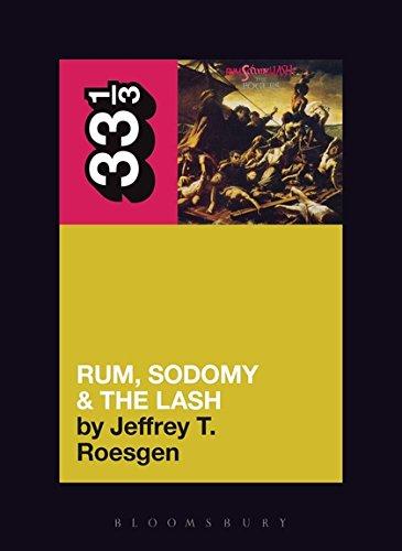 The Pogues' Rum, Sodomy & the Lash (33 1/3) pdf epub