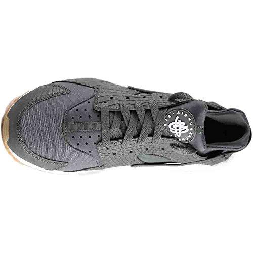 Nike Kvinnor Huarache Körda Sig Löparsko Grå