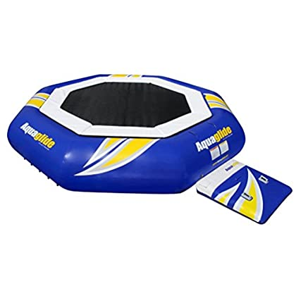 Image of Aquaglide Platinum Supertramp Water Trampoline Sport