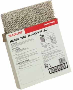 Honeywell, Inc. HC22A1007 Replacement Pad Filter for Humidifiers