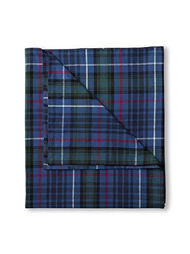 - Eddie Bauer Unisex-Adult Flannel Duvet Cover - Pattern, Midnight Full Queen FL/Q
